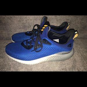 eb50bf8af adidas Shoes - Men s Adidas Alphabounce Blue  Black - 81 2